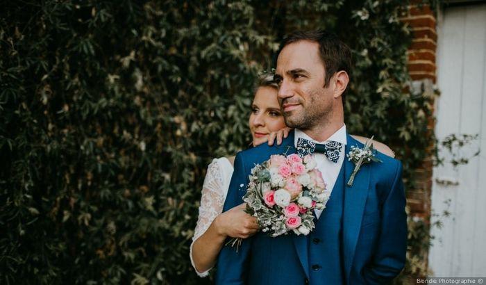 Ton mariage en Chiffres !  🕊️ 1