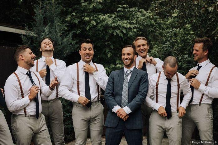 Mon histoire de film - Le costume du marié 2