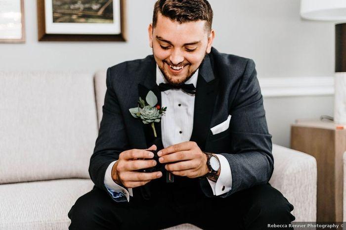 Mon histoire de film - Le costume du marié 3