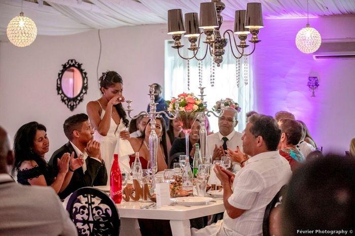 Quelle est l'implication des tes parents / beaux parents dans le mariage ? 1