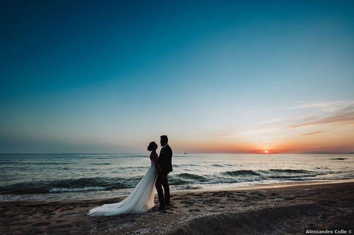 Inspirations mariage d'été : vote pour ton préféré ! 🌺 1