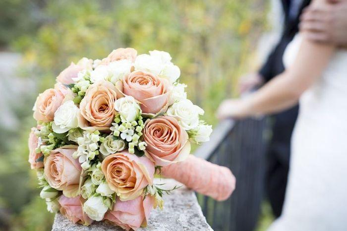 Inspirations mariage d'été: le bouquet 2
