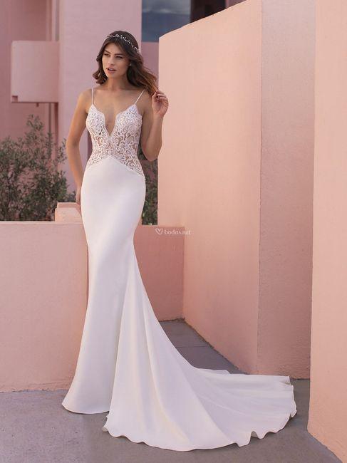 Inspirations mariage d'été : la robe de mariée 2