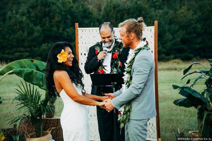 Compose le mariage de tes rêves : La cérémonie 2