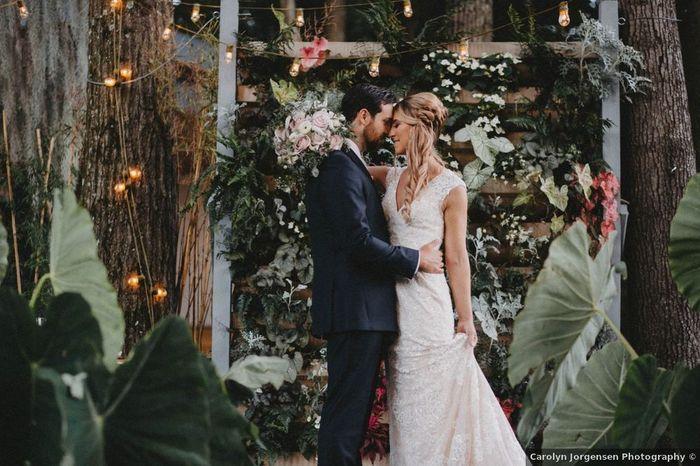 Compose le mariage de tes rêves : La photo de couple 1