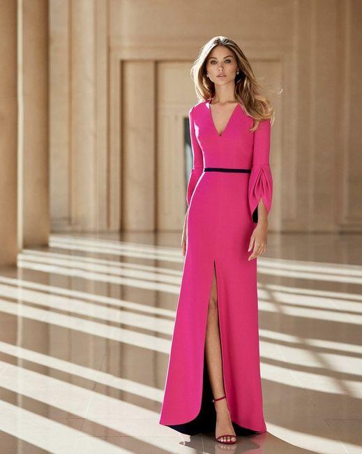 Laquelle de ces robes de cocktail, pourrais-tu porter pour un mariage chic ? 1