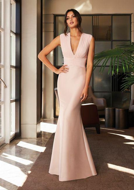 Laquelle de ces robes de cocktail, pourrais-tu porter pour un mariage chic ? 3