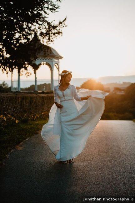 3 photos de la mariée 📸 4