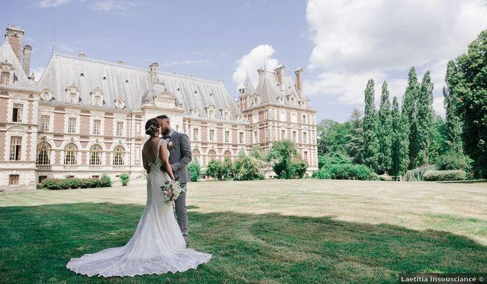 Un château de princesse pour ta réception ?! Tu valides ? 1