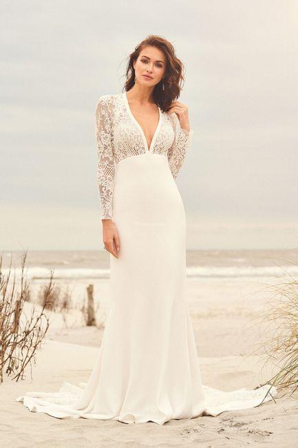 Ce que tu aimes le + et le - : la robe empire 2
