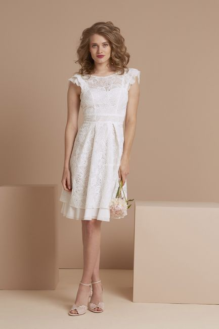 Ce que tu aimes le + et le - : la robe courte 2