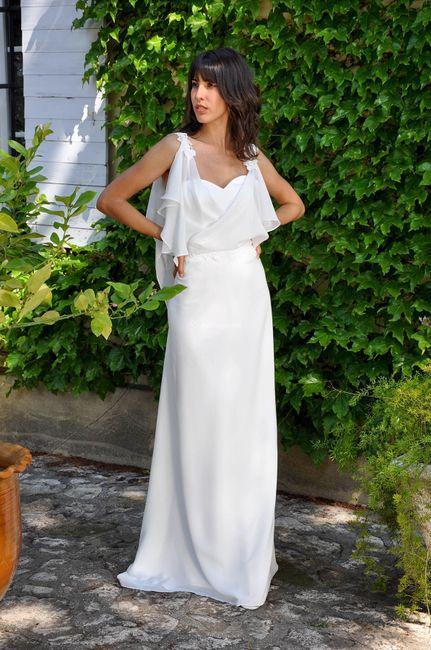 Ce que tu aimes le + et le - : la robe droite 1