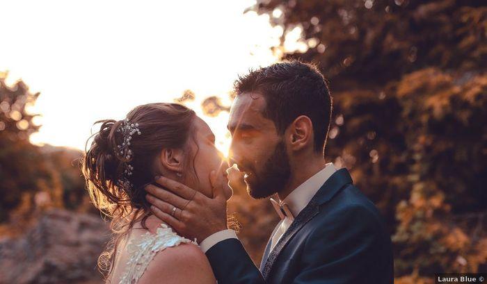 Je me suis fiancé(e) le : ____ 1