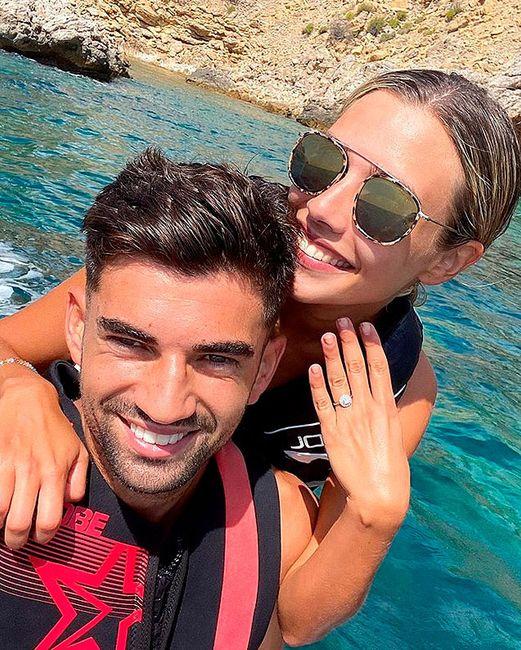Mariage en vue ! Enzo Zidane et Karen Gonçalvez sont fiancés !! 1