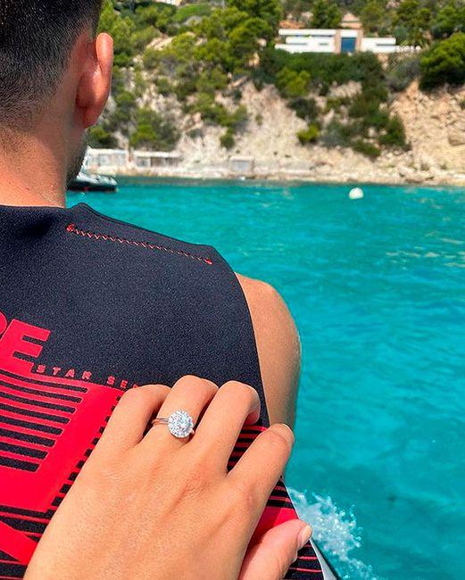 Mariage en vue ! Enzo Zidane et Karen Gonçalvez sont fiancés !! 2