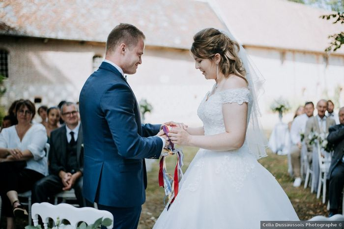 Comment as-tu annoncé ton mariage à tes proches ? 1