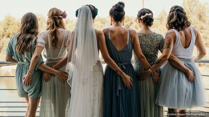 Team mariée brune ou mariée blonde ? 😱 1