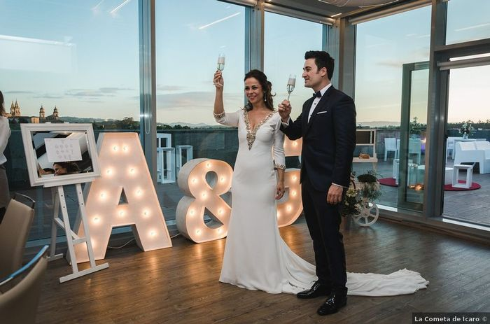 Combien ⭐ pour ce magnifique mariage laïque en pleine nature ! 4