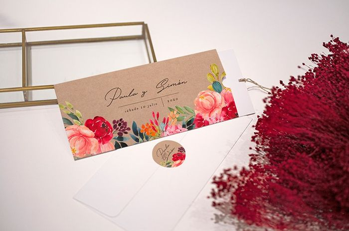 🎨 La couleur pour les invitations : Vote! 2