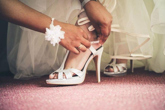 Une ou deux paires de chaussures pour le grand jour ? 👠 1