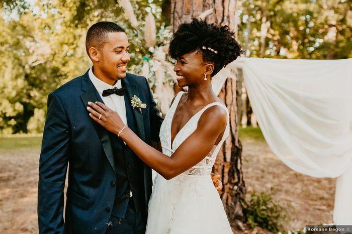 Êtes-vous plus émotif(s)/émotive pendant les préparatifs du mariage ? 1