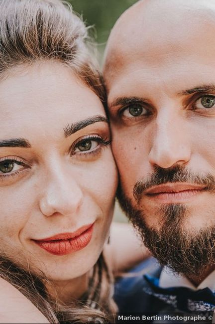 À quelle team de marié(e) appartenez-vous : yeux verts, marrons ou bleus ? 1