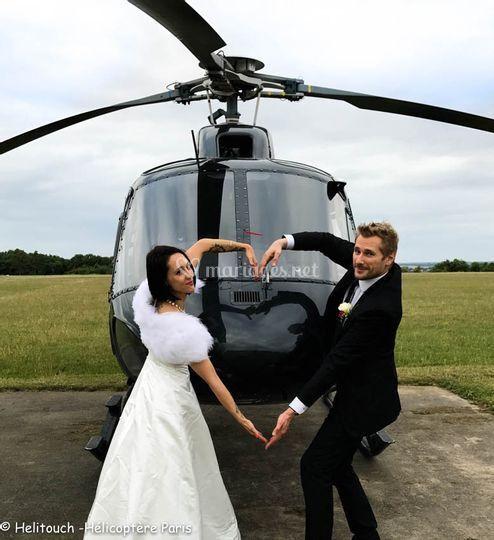 Arriver dans ce moyen de transport le jour de ton mariage ? 1