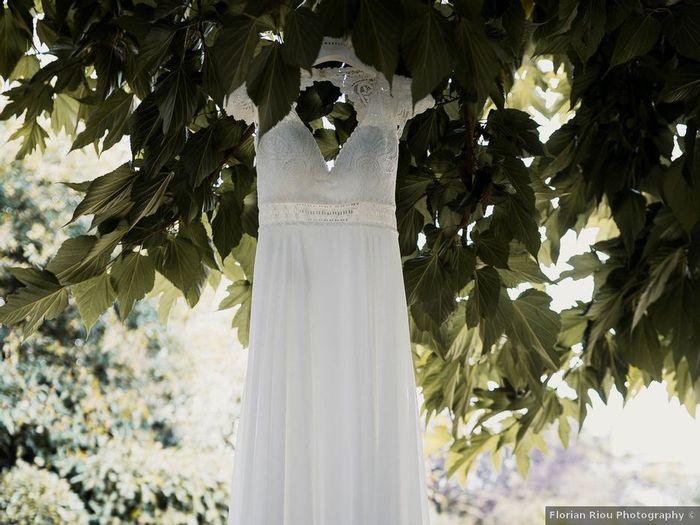 🔹 Où gardes-tu ta robe de mariée ? 1