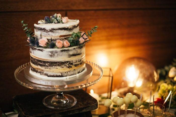 Comment sera ton wedding cake ? 2