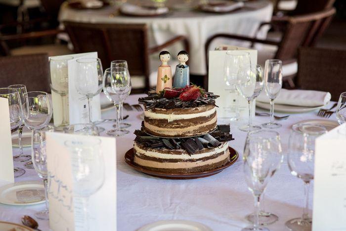 Comment sera ton wedding cake ? 3