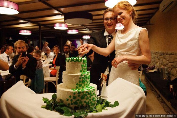✨ Le Gâteau de mariage 3
