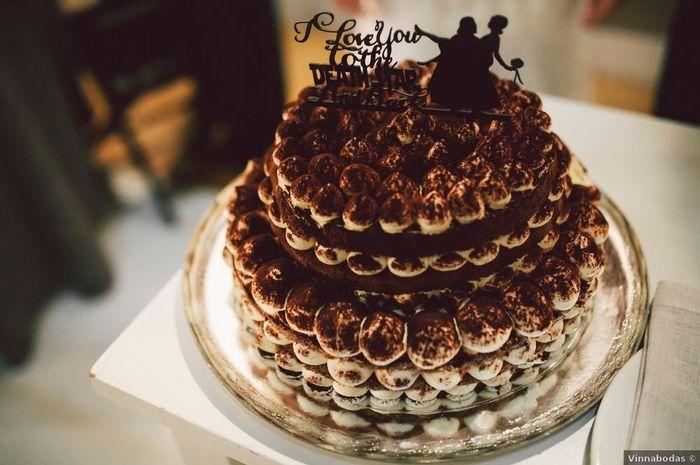 ✨ Le Gâteau de mariage 2