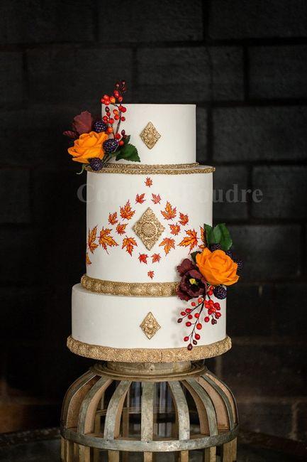 ✨ Le Gâteau de mariage 8