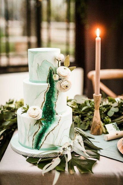 ✨ Le Gâteau de mariage 10