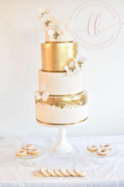 ✨ Le Gâteau de mariage 5