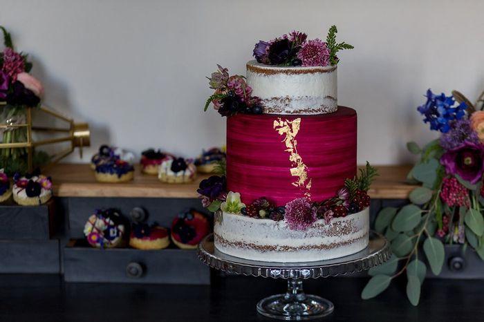 ✨ Le Gâteau de mariage 4