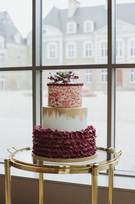 ✨ Le Gâteau de mariage 11