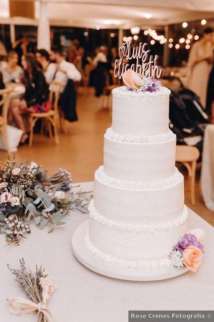 ✨ Le Gâteau de mariage 12
