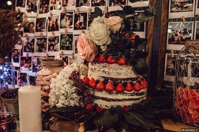 ✨ Le Gâteau de mariage 6