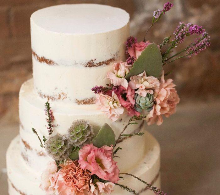 ✨ Le Gâteau de mariage 9