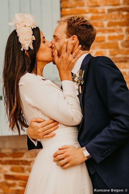 Cheveux attachés ou détachés pour le mariage ? 1