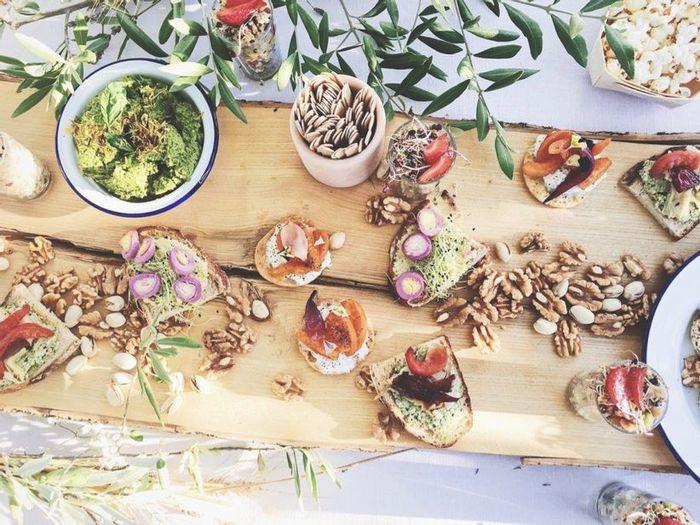 Plutôt : buffet froid ou buffet chaud pour ton mariage ? 1