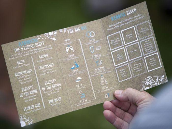 Voici 5 idées d'animations géniales  pour ton mariage ! Vote pour ton coup de ❤️! 3