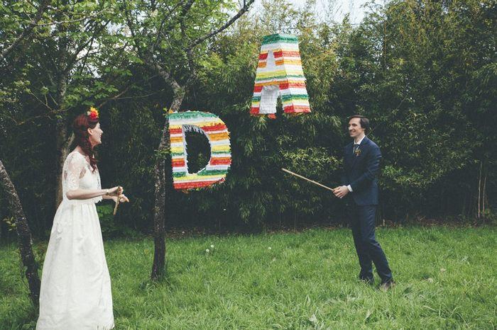 Voici 5 idées d'animations géniales  pour ton mariage ! Vote pour ton coup de ❤️! 4