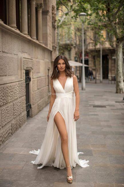 Laquelle de ces tenues de mariée ? ⚡ 2