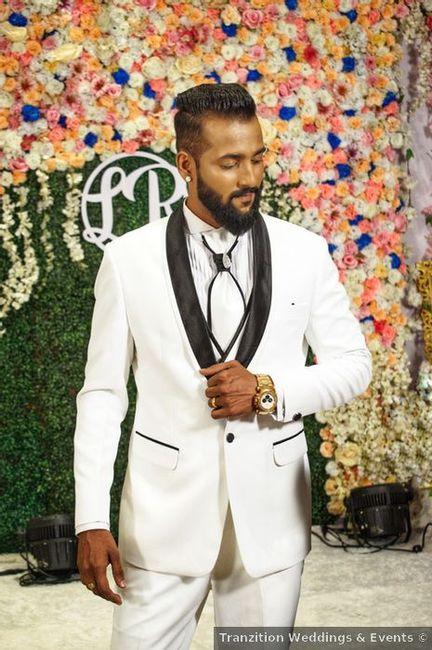 Cette couleur pour le costume du marié ? 1