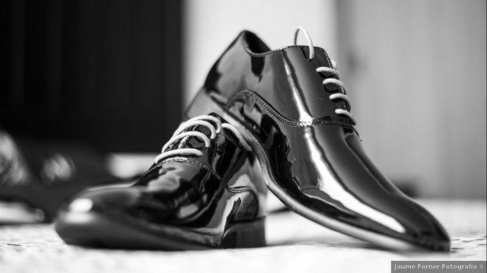 Pourrais-tu porter ces chaussures pour le grand jour ? 1
