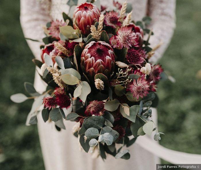 À chaque mariée son bouquet ! Quel est le  votre ?! 🌺 5
