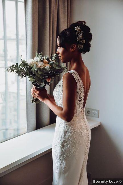 As-tu eu peur de la réaction de l'un de tes proches à l'annonce de ton mariage ? 1