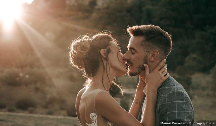 Vas-tu immortaliser un baiser ? 📸 1